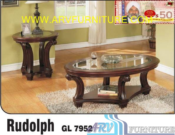 25 Off Gl 7952 Rudolph Coffee Table